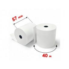 Лента для к/а 57/12 Термо 40м (100шт)