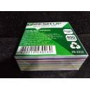 100407 FR-2212 Блок мікс 85*85*400л кл (30шт)