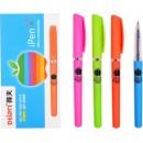 Ручка гелева синя GP-8006 «I Pen X» (12/144/1728)