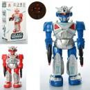 Робот 27161 (48шт) 27см, ходит, звук(англ,стрельбы), свет