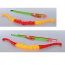 Лук 5200 (264шт) 51,5см,стріли-присоски 3шт, колчан, 2кол,в кульку