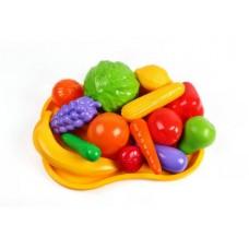 Набір фруктів та овочів ТехноК 5347 (18шт)