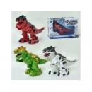 Робот Динозавр 888-2, ходить, світло, звук
