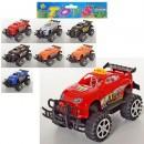 Машина 1268-2-15 (240шт) инер-я ,16см, 2вида по 4кол, в кульку, 16-9-9,5