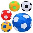 Мяч MP 0466 (72шт) футбольный, 5 цветов, 20см