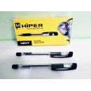 Ручка масл.HO-175 Hiper Next 4км 1мм чорна (10шт)