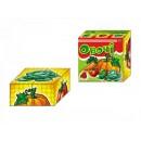 *4* Кубика *Овочі* (34шт) 1349