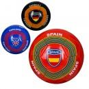 Мяч футбольний EV 3283 (30шт) розмір5, ПВХ, 300-320г, 3вида країни