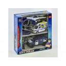 Поліцейський набір машинок 8829  звук,світло