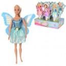 Кукла 99010B (48шт) фея, шарнирная, 29см,12шт