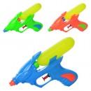 Водяной пистолет 2791-12 (168шт) 3 цвета, в кульке, 27-13-6см