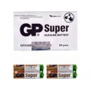 GP Alkaline SUPER R6 (40шт)
