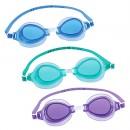BW Очки для плавания 21002 (36шт) 3 цвета