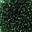 Бісер зелений 57060 PRECIOSA Чехія (50гр)