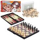 Шахматы 9841 А (48шт) 5 в1