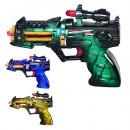Пистолет 215 (288шт) муз.