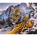 70035 Картина-живопис алмазами по номерам 40*50см