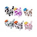 Собачка ходілка плямиста в капелюшку 14-54