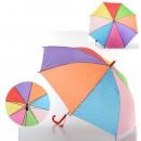 Зонтик детский MK 0517 (60шт) длина55см,трость68см