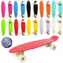 Скейт MS 0848-7 (16шт) пенни,56,5-15см, антискольз,колесаПУсвет LED,алюм.подв