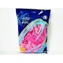 Кульки повітр.Паст.розовий G90 (#006) 10*26 (100шт) 2*45