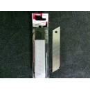 Леза 18мм NORMA 4518  д/трафарет.ножа,10шт.