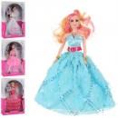 Кукла 086-A1-2-3-4 (36шт) шарнирная, 28см, 4вида, в кор-ке