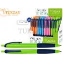 Ручка TZ-4784 син.масл.(60/1200)