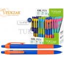 Ручка TZ-4785 син.(60/1200)