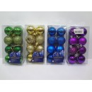 9260 Елочные шарики 4см 8шт/наб (144наб)