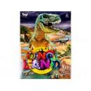 Креативна творчість Dino Land 7 в 1, укр DL-01-01U