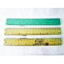 Лінійка пласт.TZ-379 20см (30/1200)