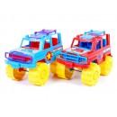 05-501 Машина джип цветной (15шт)