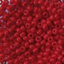 Бісер червоний 93190 PRECIOSA Чехія (50гр)