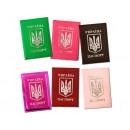 Обкладинка 038 для паспорта Україна
