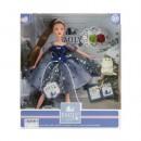 Кукла QJ089C (24шт) 30см, фигурка(котик), аксессуары, в кор-ке