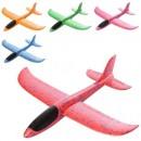 Літак пенопластовий 47см (150шт)