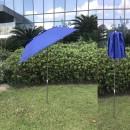 Зонт пляжный d2.0м MH-2712 с треногой, с колыш.и верев.(20шт)