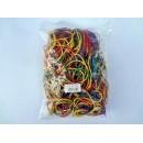 Резинка для грошей 250гр кольорова 4-38-250 (80шт)