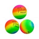Мяч детский MS 0008 (120шт) 9 дюймов, радуга волейбол