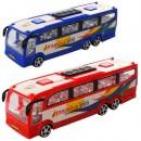 Автобус 818-2 (72шт) инер-й, 25см, 2цвета, в кульке, 25-6-7,5см