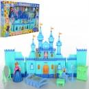 Замок SG-29000 (24шт) FR,принцессы 43,5-29,5-5,5см