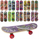 Скейт MS 0323-4 (10шт) 60-15см,пласт.подвеска,колесаПВХ