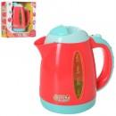 Чайник 6205 (24шт) 19см,звук,свет,в кор-ке, 20,5-22-11,5см