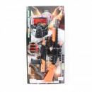 Набор военного 8701 (60шт) ружье, пистолет, присоски 3шт, маска, на листе, 29-56-3см