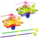 Каталка 117136 R/0301 (36шт) вертоліт 24-22-14см