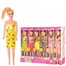 Кукла 9208В (216шт) 26см, 12шт(микс видов) в дисплее