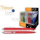 Ручка TZ-4384 син.масл. (60/1200) 0,7мм