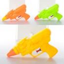 Водяной пистолет M 2535 (180шт) 3 цвета, в кульке, 16-9,5-3см