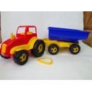 5013 Трактор з причепом (4шт)